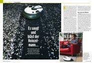 Testbericht in Guter Rat Nr. 8/2012 - Der Kobold von Vorwerk