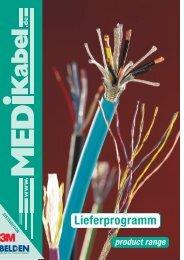 MEDI Katalog - Medi Kabelhandels GmbH