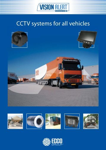CCTV systems for all vehicles - Visionalert.nl