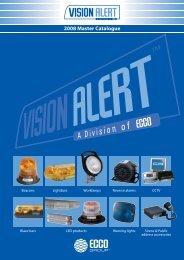2008 Master Catalogue - Visionalert.nl