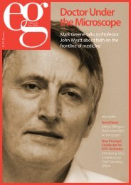 EG - Issue 26 (June 2010) ( pdf ) - The London Institute for ...
