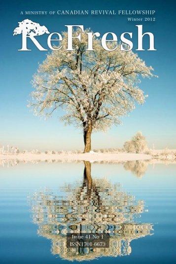 ReFresh Winter 2012