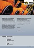 ON THE MOVE WITH WEBER - Weber Technik GmbH - Page 3