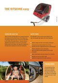 ON THE MOVE WITH WEBER - Weber Technik GmbH - Page 6