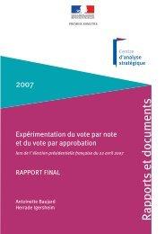 Rapport final - Université de Caen Basse Normandie