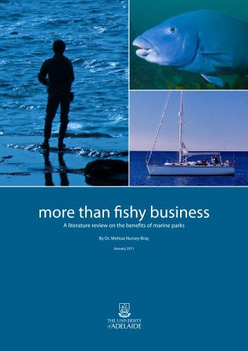 more than fishy business.pdf - Protect Planet Ocean