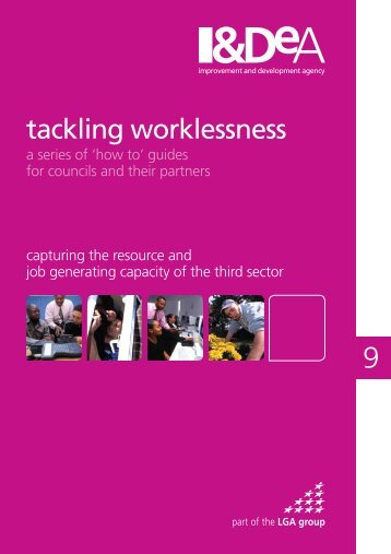 Capturing the resource and capacity of the Third Sector