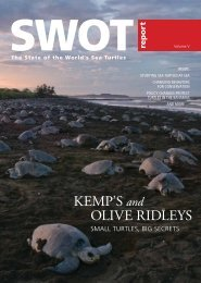 SWOT Report, Volume 5 - The State of the World's Sea Turtles