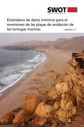 Estándares de datos mínimos para el monitoreo de las playas de ...