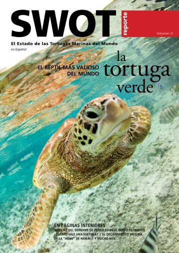 reporte - The State of the World's Sea Turtles