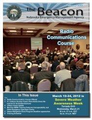 Radio Communications Course - Nebraska Emergency ...
