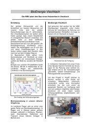 BioEnergie Viechtach - WBV Viechtach