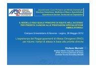 RAO - Azienda Sanitaria Locale n° 2 Savonese