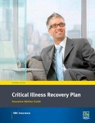 Critical Illness Recovery Plan - RBC Insurance