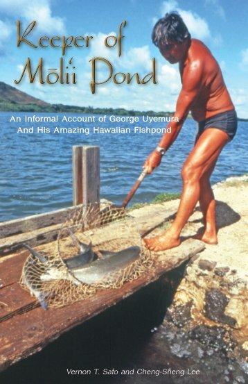 Keeper of Mōli'i Pond Keeper of Mōli'i Pond ... - Oceanic Institute