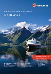 Norway voyages 2014 (pdf) - Cruise NORWAY India