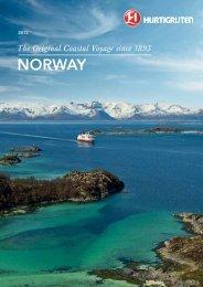 2013 Norway Voyages (pdf) - CruiseNorway