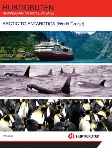 Download the 2008 World Cruise e-brochure (pdf file) - CruiseNorway