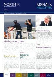 Signals issue 85 - October 2011 - Fin - North