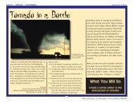 Tornado in a Bottle - NOAA Celebrates 200 Years of Science ...