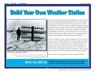 Build Your Own Weather Station - NOAA Celebrates 200 Years of ...