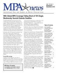 MPA News Vol 12 November_December 2010 - MarineNZ.org.nz
