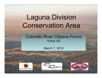 Laguna Division Conservation Area