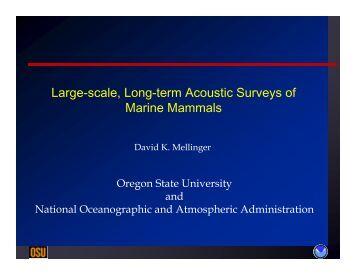 Mellinger-Passive Acoustic Marine Mammal Research.pdf