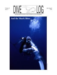 July/August 1996 - Volume 21, Issue 4 - United Divers of New ...