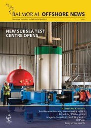 BOE News issue 7 (PDF 1mb) - Balmoral Group