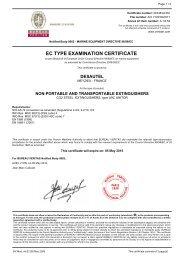 767929 MED certificate