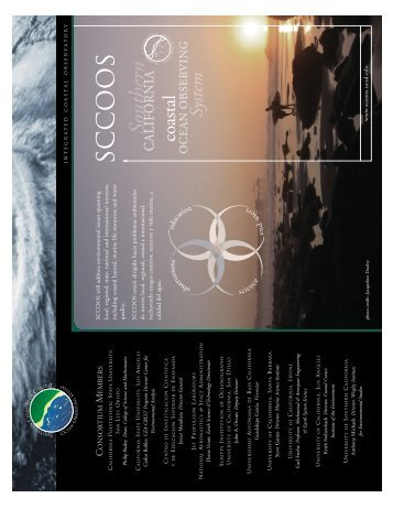 SC C OOS - Southern California Coastal Ocean Observing System