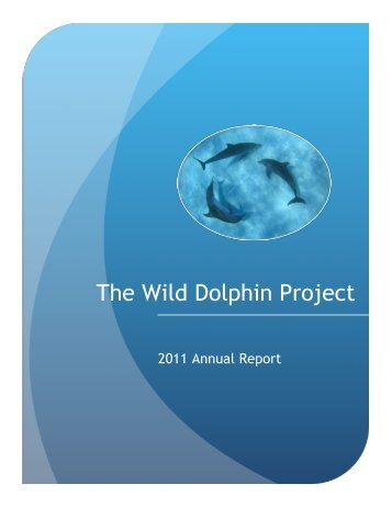 Annual-Report-220201.. - Wild Dolphin Project