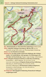 6 Route 01  | Hattinger Stadtwald Schulenberg/Niederbredenscheid ...