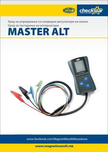 Magneti Marelli MasterAlt 2 MK