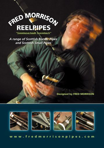 A range of Scottish Border Pipes and Scottish Small Pipes