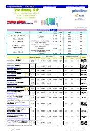 Tai Chung Tai Chung - Priceline.com.hk