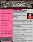 Mafia Newsletter November - The San Diego North Park Craft Mafia!! - Page 4