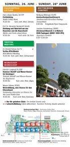 HAM RADIO 2011 | Fachvorträge / Lectures - Seite 7