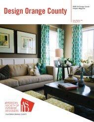 ASID OC Spring 2013 Newsletter