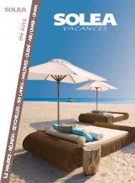 été 2012 - Solea Vacances