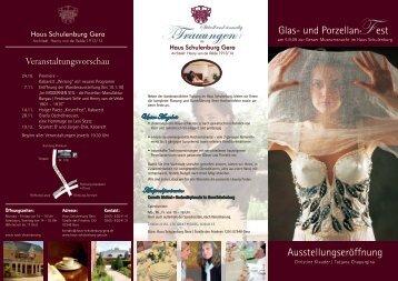 Trauungen - Christine Klauder | Porzellan