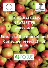 Newsletter septembre2.indd - Focus-Balkans