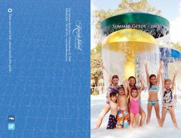 Summer Guide | 2013 - Kiawah Island Golf Resort
