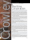 The Maritime Executive - Crowley Maritime Corporation - Page 2