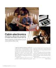 Cabin Electronics 2011 - Business Jet Traveler
