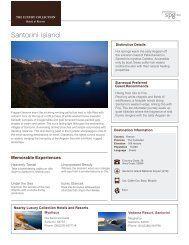 Santorini Island Guide 11th Edition 2018 2019
