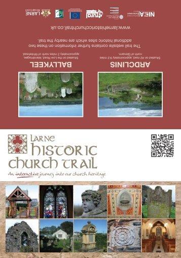 Larne Historic Church Trail - Causeway Coast and Glens