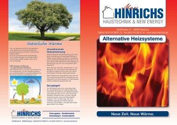 Natürliche Wärme - Marc Hinrichs