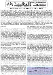 hukuman mati untuk pengikut kaum nabi lut - MyKhilafah.com